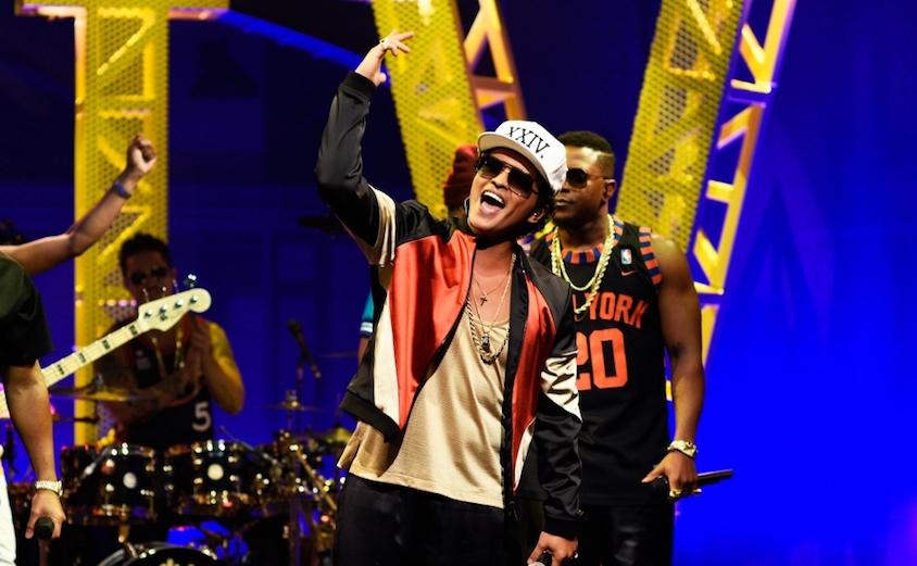 24k Magic- Bruno Mars