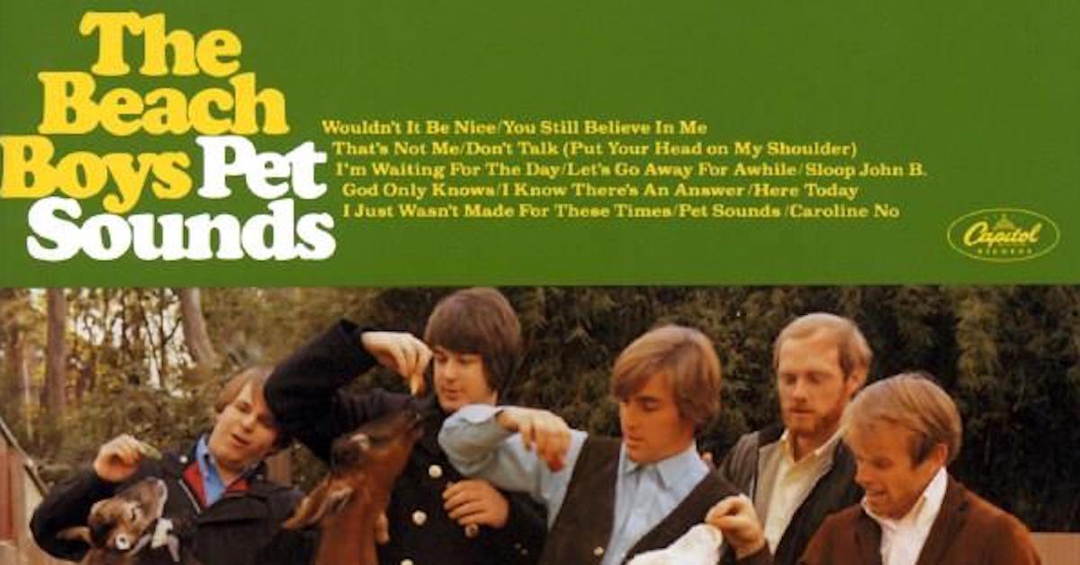 Pet Sounds- The Beach Boys