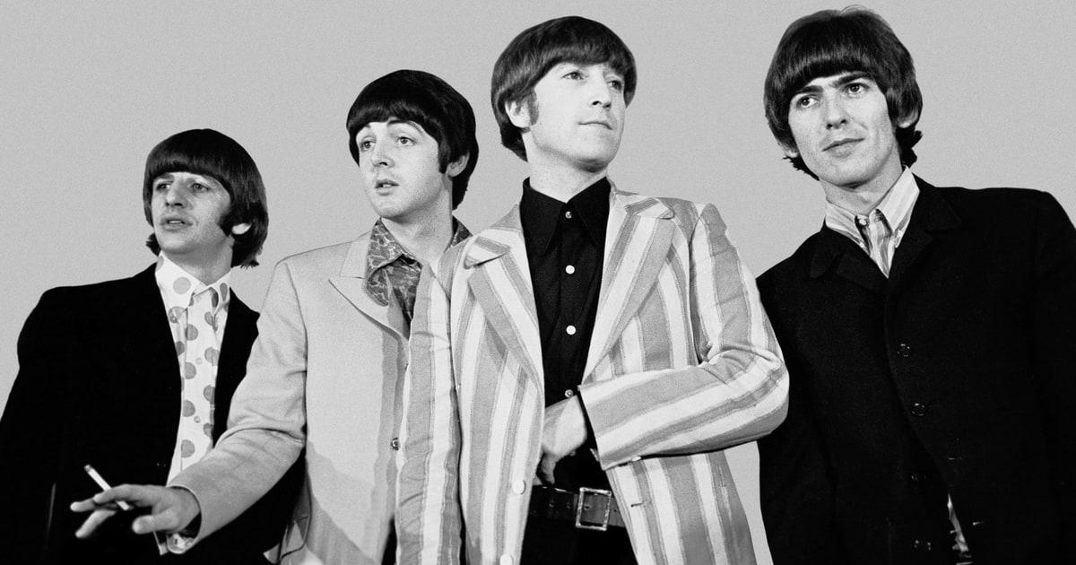 Revolver- The Beatles
