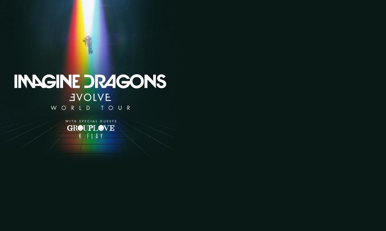 Evolve- Imagine Dragons