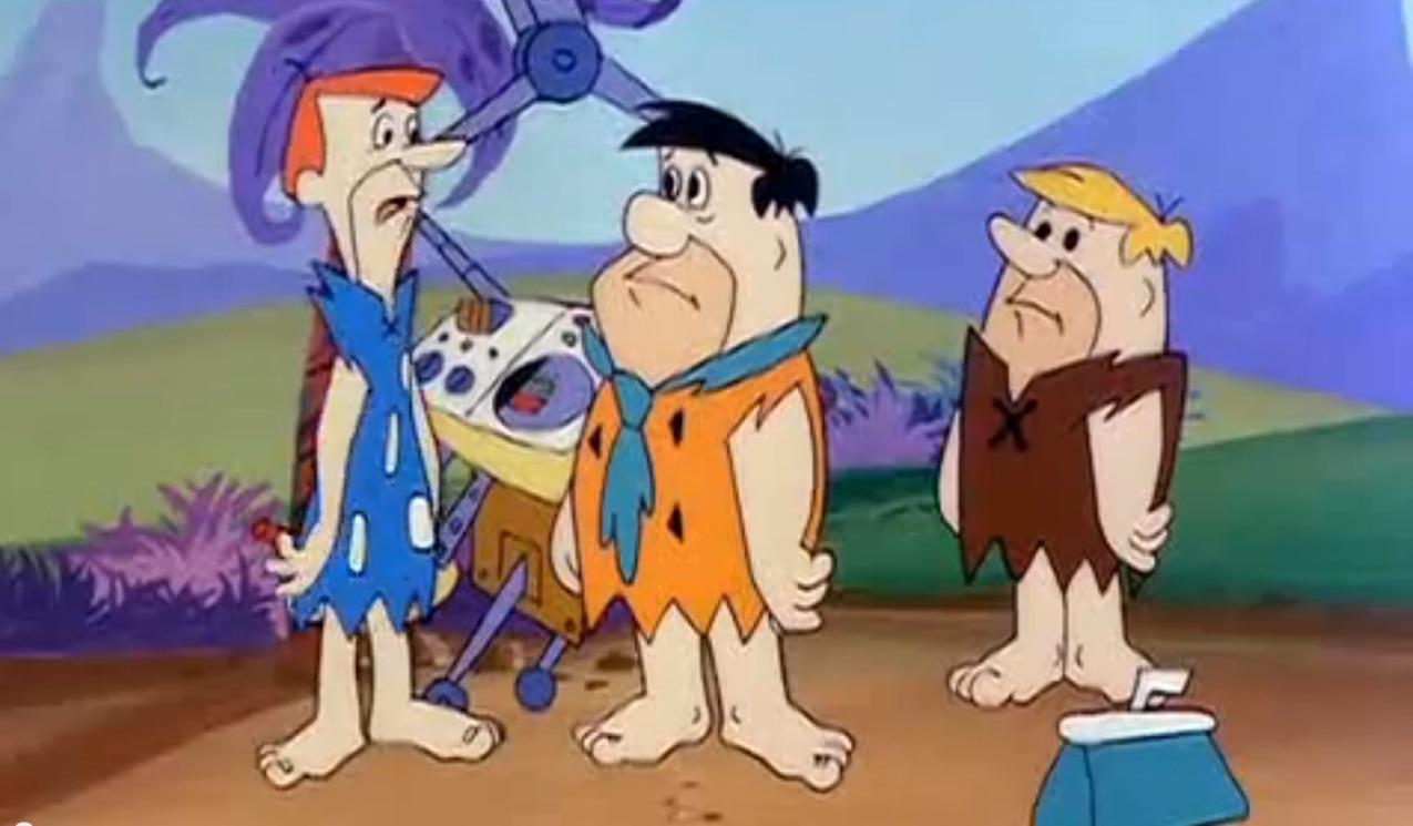 Flintstones and Jetsons